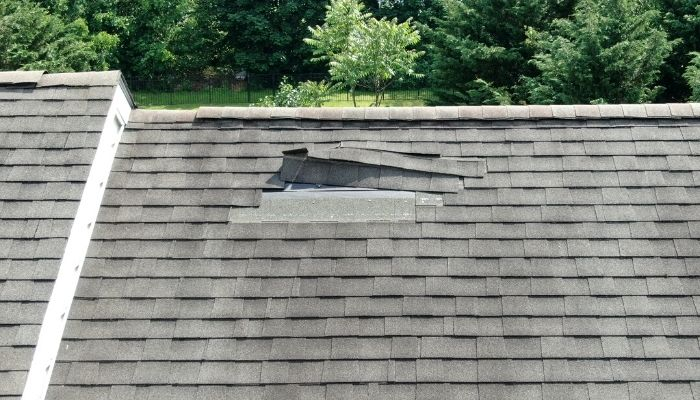 Three Common Causes of Roof Damage